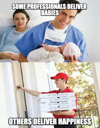 Pizza Delivery Meme - 41 best delivery girl images on pinterest funny stuff hilarious