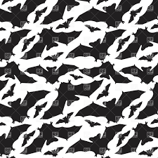 bat pattern clipart clipartxtras