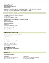 best solutions of standard resume sample for cover letter