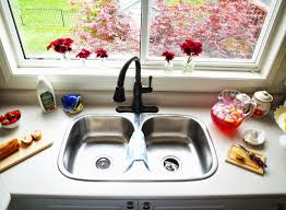 clean kitchen faucet in the of the everyday my kitchen clean up
