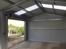 Single Car Garage by Single Car Garage Melrose Park Area Shedmaster Sheds Blog