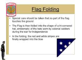 Red White Striped Flag Stars And Stripes Jrotc State When And Where The First U201cstars And