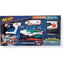 nerf car nerf modulus tri strike big w