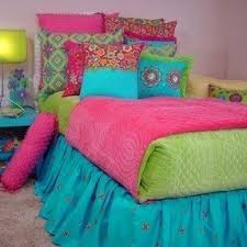 girls bedroom bedding bright colored bedding sets foter