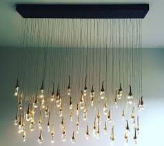 Cloud Chandelier Classic Ochre Lighting Installation Janey Butler Interiors