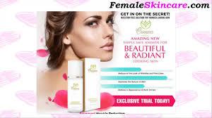oveena skincare serum review advanced anti aging product youtube