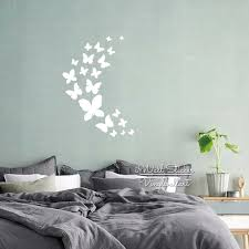 Aliexpresscom  Buy Butterflies Wall Sticker Baby Nursery - Butterfly kids room