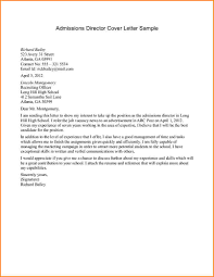 28 sample cover letter for college training internship college