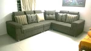 L Shape Sofa Size L Shape Sofas Jp Furnitures