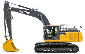 300g lc excavator john deere ca
