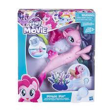 pony movie sea pony figure pinkie pie toys