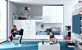 teenage bunk bed with desk u2013 plfixtures info