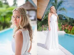 Grecian Wedding Dresses The Grecian Wedding Dress Port Douglas Wedding Lounge
