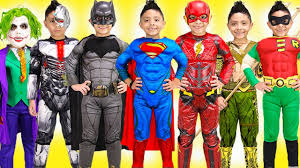 kids costume superheroes kids costume runway show superman dress up batman