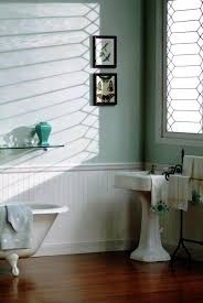wainscoting ideas bathroom bathrooms with wainscoting can make the room look more beautiful