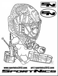 brilliant coloring nhl page hockey player with hockey coloring