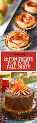 Food Idea For Halloween Party by Best 25 Fall Desserts Ideas On Pinterest Fall Treats Fall