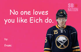 hockey valentines cards send these hockey s day cards to your loved ones