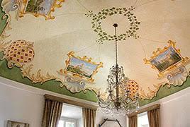 soffitti dipinti trompe l oeil e alta decorazione per interni pigmenta