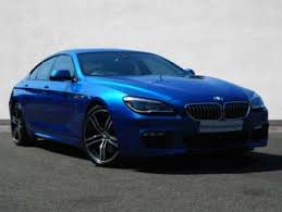 bmw 6 series for sale uk used blue bmw 6 series for sale rac cars