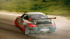 porsche gt3 iphone wallpaper cars drift drifting porsche 911 gt3 rs rear angle view vehicles