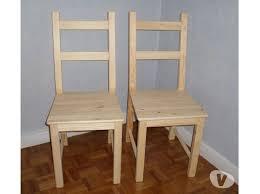 chaise en pin chaises pin massif clasf