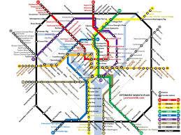 washington subway map 47 best transit images on metro rail subway