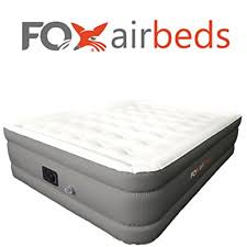 best inflatable bed by fox airbeds plush high rise air mattress