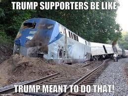 Train Meme - trump train imgflip