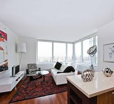 luxury one bedroom apartments silver tower offers no fee luxury apartments in nyc with ultra
