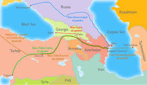 Caspian Sea World Map by Russia U0027s Borders Azerbaijan Benefits From Not Offending Its More