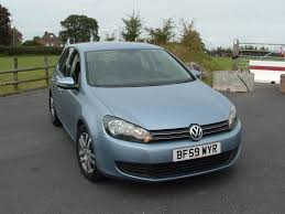 volkswagen hatchback 2009 used volkswagen golf 2009 for sale motors co uk