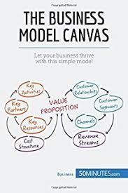 simple business model template amazon com business model generation a handbook for visionaries