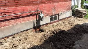 slab vs crawl space foundation waterpoofing vs damp proofing youtube