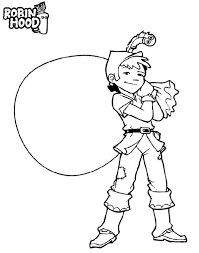 100 ideas robin hood coloring pages emergingartspdx