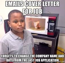 Application Meme - applying to jobs is hard adviceanimals