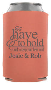 wedding koozie quotes wedding can cooler quotes can cooler designs