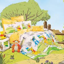 Winnie The Pooh Duvet Cartoon Disney Bedding Sets Series Kids Bedding Bedding Sets