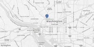 washington dc airports map dupont circle map directions kimpton hotel palomar dc