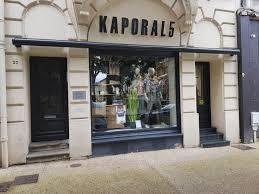 kaporal siege social kaporal 23 r mazel 55100 verdun magasins de vêtement adresse