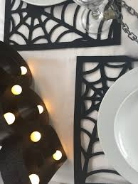 create a spooky table setting this hallowe u0027en dekko bird