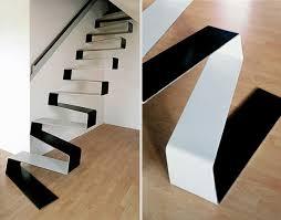 treppen aus metall einmalige und kreative designideen für treppen