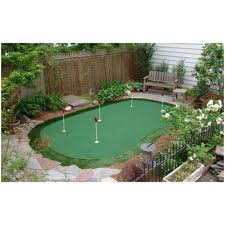 backyards winsome backyard putting greens single phase motor