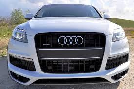 Audi Q7 Limo - 2014 audi q7 tdi s line plus carrara white 20