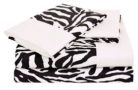 amazon com regal collection 300 thread count zebra print king