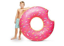 amazon com bigmouth inc emoji drink kooler kitchen u0026 dining big mouth toys gigantic donut pool float kiddie pools amazon canada