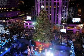 when is the christmas tree lighting in nyc 2017 rockefeller center christmas tree lighting ceremony what you need
