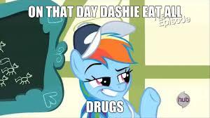 Rainbow Dash Meme - rainbow dash meme by mojo1985 on deviantart