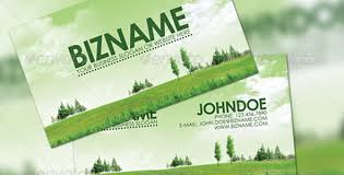 green business card green business business cards and business