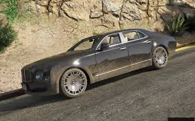 mulsanne on rims bentley mulsanne bentley mulsanne mulliner 2013 add on replace gta5 mods com